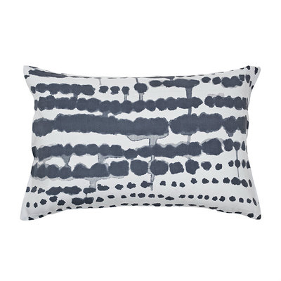 Broste Copenhagen - Cushion cover Blur Plein air