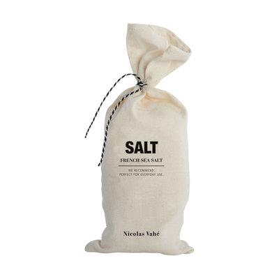 Nicolas Vahé - Frans zout in zak