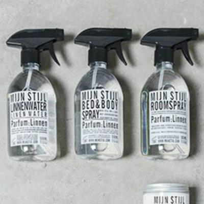 Mijn Stijl - Roomspray parfum Linnen wit
