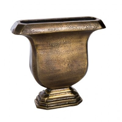 PTMD - Aluminium vase