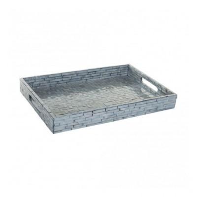 PTMD - Line Lila shell rectangle tray purple