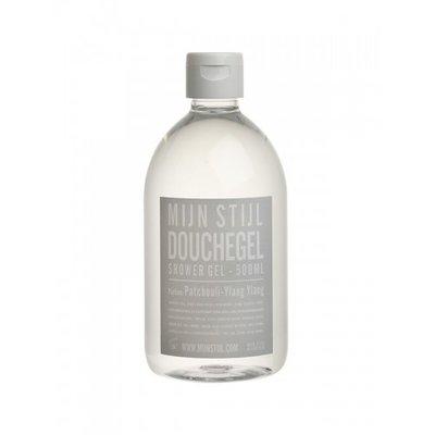 Mijn Stijl - Douchegel parfum Patchouli-Ylang-Ylang grijs