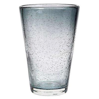 Broste Copenhagen - Bubble - Longdrinkglas Grijs