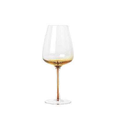 Broste Copenhagen - Amber - Witte wijnglas