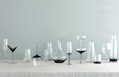 Broste Copenhagen - Bubble - Waterglas Grijs