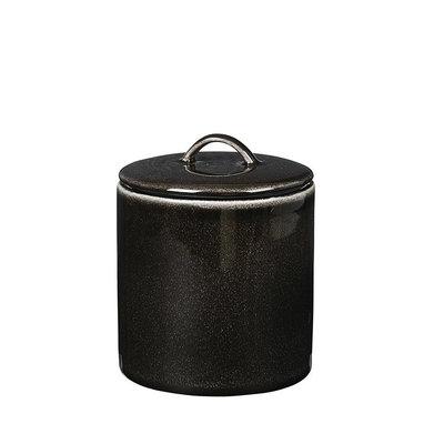 Broste Copenhagen - Nordic Coal - Pot met deksel Small