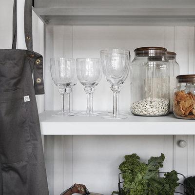 House Doctor - Spectra - Witte wijnglas
