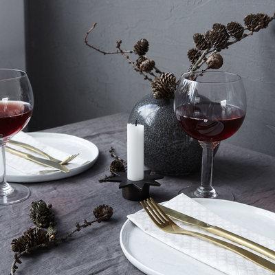 House Doctor - Nouveau - Wijnglas
