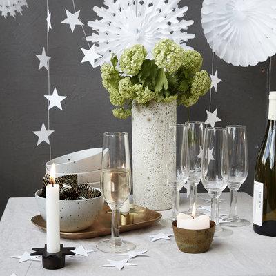 House Doctor - Nouveau - Champagneglas