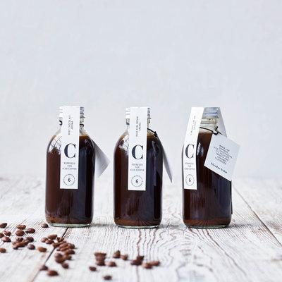 Nicolas Vahé - IJskoffie munt chocolade