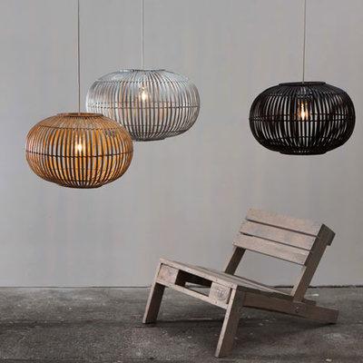 Broste Copenhagen - Lampenkap Zep Zilver Small