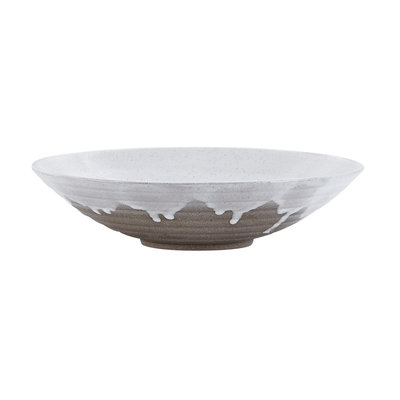 House Doctor - Plate Running glaze