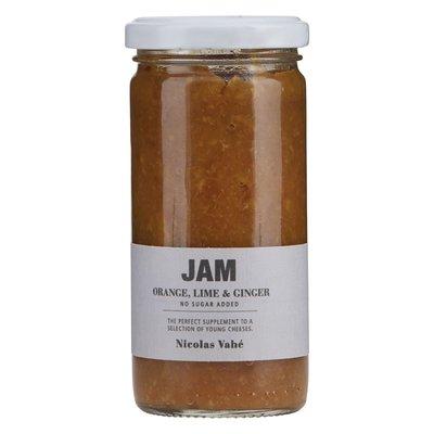 Nicolas Vahé - Jam Sinaasappel, limoen & gember