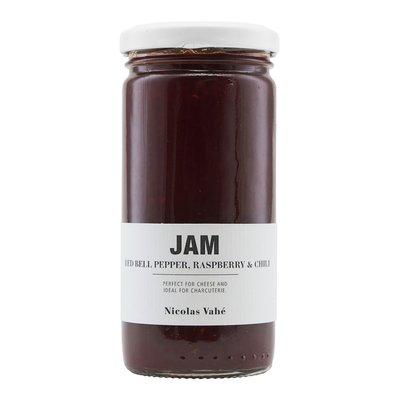 Nicolas Vahé - Jam Paprika & chili