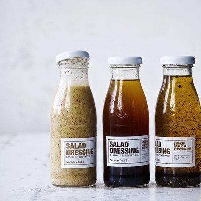 Nicolas Vahé - Dressing Honing & mosterd