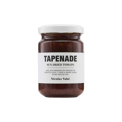 Nicolas Vahé - Tapenade Zongedroogde tomaat