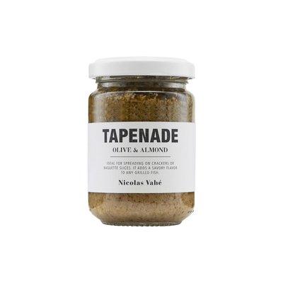 Nicolas Vahé - Tapenade Groene olijf & amandel