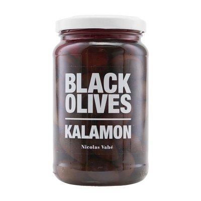 Nicolas Vahé - Zwarte olijven Kalamon