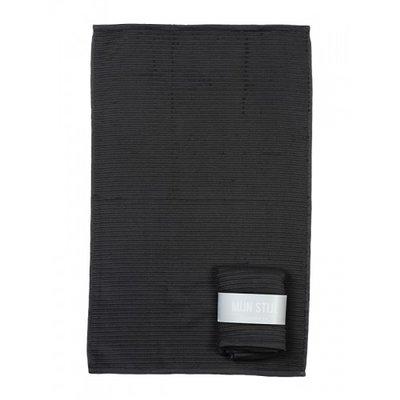 Mijn Stijl - Handdoek Donker grijs
