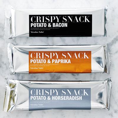 Nicolas Vahé - Chips Aardappel & bacon
