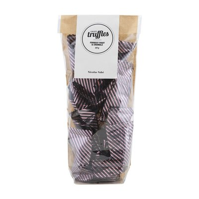 Nicolas Vahé - Chocolade truffels Rood fruit & crumble