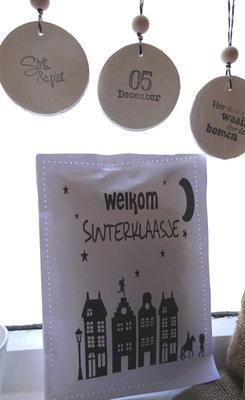(Op) de Maalzolder - Geurzakje Welkom Sinterklaasje