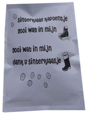 (Op) de Maalzolder - Geurzakje Sinterklaas kapoentje
