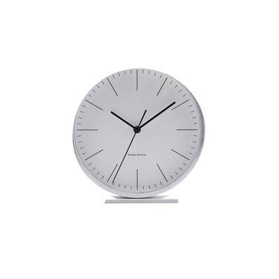 House Doctor - Alarmklok / Wekker Le zilver