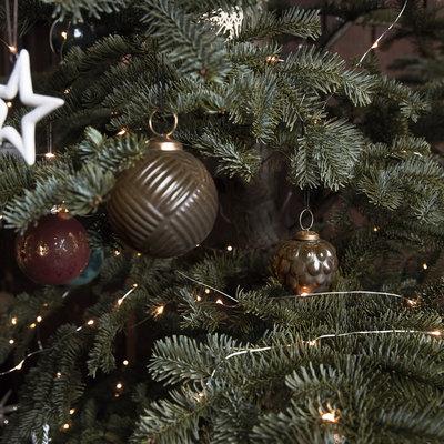 House Doctor - Kerstbal Dennenappel