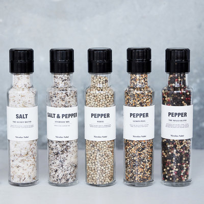 Nicolas Vahé - Zout & peper Everyday mix