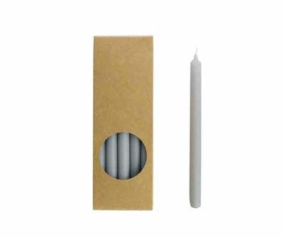 Rustik Lys - Potloodkaarsjes L Koel grijs