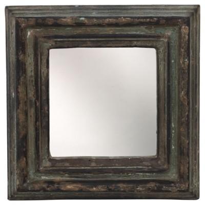 PTMD - Spiegel Madera bruin