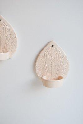 Kesemy design - Muurkandelaar Lighten up Peach S