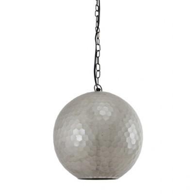 PTMD - Hanglamp Industry Zilver