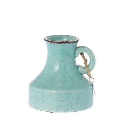 Riverdale - Kruik Saintes celadon 13cm