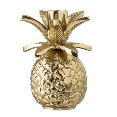 Bloomingville - Kandelaar Ananas goud