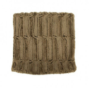 PTMD - Nice Living taupe cushion no fill square