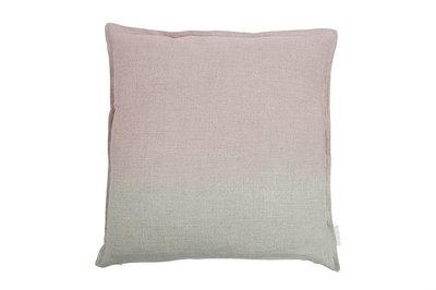 distelroos-MrsBloom-62218-Linen-Cushion-Karen-natural-old pink-45x45-kussen
