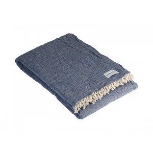 distelroos-mijn-stijl-124181-Plaid-Donker-blauw