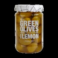 distelroos-Nicolas-Vahé-NVKB001-green-olives-with-lemon-groene-olijven-met-citroen