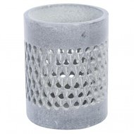 distelroos-PTMD-652453-Chalk-stone-braid-tealight-round-m-theelicht