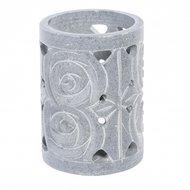 distelroos-PTMD-652449-Chalk-stone-rose-tealight-round-s-theelicht